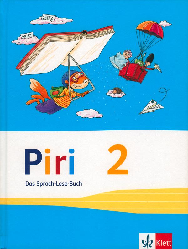Piri Sprach-Lese-Bücher